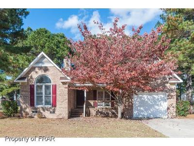 Raeford NC Single Family Home For Sale: $134,000