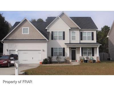 Fayetteville NC Single Family Home For Sale: $223,900