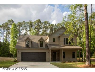 Fayetteville NC Single Family Home For Sale: $234,950