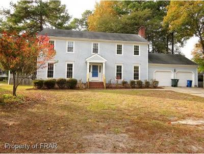 Fayetteville Single Family Home For Sale: 5821 Waldwick Road
