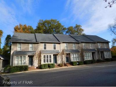 Fayetteville NC Single Family Home For Sale: $104,900