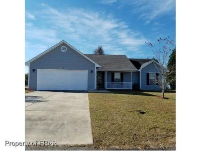 Raeford NC Single Family Home For Sale: $119,950