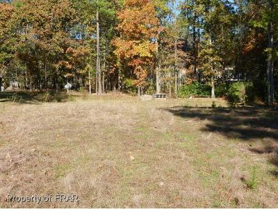 Sanford NC Residential Lots & Land For Sale: $52,000