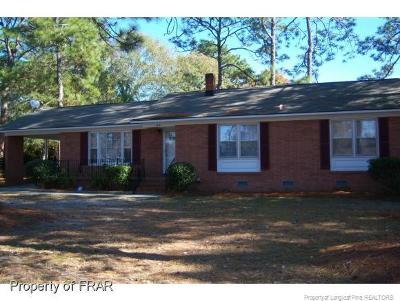 Fayetteville NC Single Family Home For Sale: $101,600