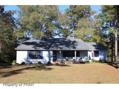 Fayetteville Single Family Home For Sale: 905 Linda Ave #11