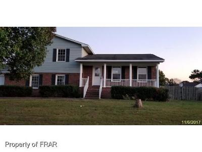 Fayetteville NC Single Family Home For Sale: $70,500