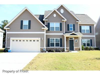 Hope Mills NC Single Family Home For Sale: $254,500