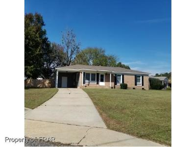 Fayetteville Single Family Home For Sale: 5401 Cassidy Ct