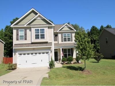 Fayetteville Single Family Home For Sale: 4041 Lifestyle Road #54
