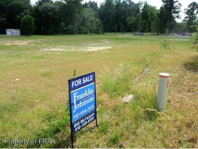 Fayetteville Residential Lots & Land For Sale: 3210 Eden Cross St