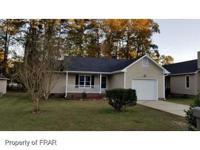 Fayetteville Single Family Home For Sale: 2870 Copenhagen Dr