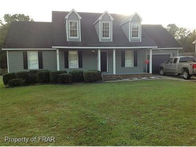 Fayetteville Single Family Home For Sale: 6728 Vaughn