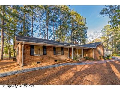 Whispering Pines Single Family Home For Sale: 4 Fairway Ln