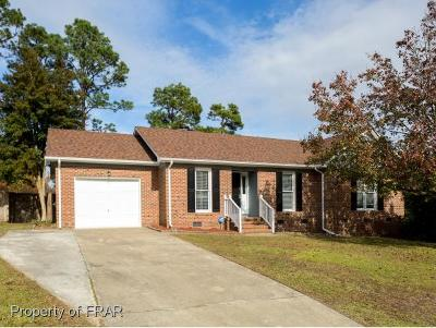 Fayetteville Single Family Home For Sale: 6310 Brookshire Street #151