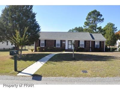 Fayetteville NC Single Family Home For Sale: $104,300