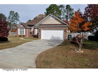 Fayetteville NC Single Family Home For Sale: $149,700