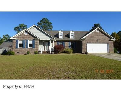 Fayetteville Single Family Home For Sale: 7702 Eunice Drive