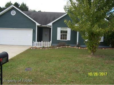 Raeford NC Single Family Home For Sale: $92,500