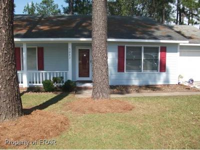Hope Mills NC Single Family Home For Sale: $95,900
