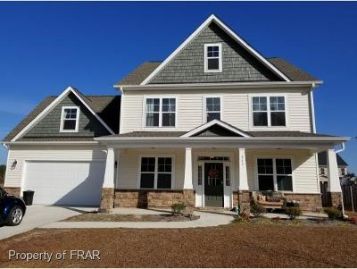 Hope Mills NC Single Family Home For Sale: $294,000