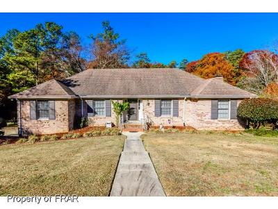 Fayetteville Single Family Home For Sale: 506 Argyll Road
