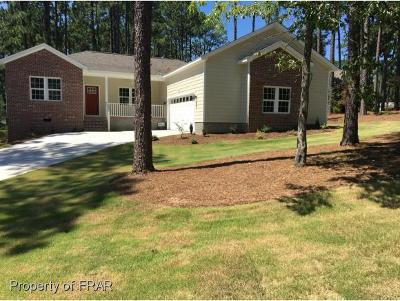 Southern Pines Single Family Home For Sale