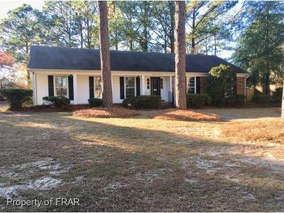 Fayetteville Single Family Home For Sale: 2134 Clinchfield Drive #1