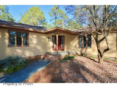 Whispering Pines Single Family Home For Sale: 2030 Airport Road