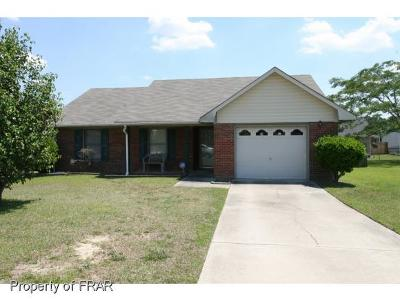 Fayetteville Single Family Home For Sale: 2209 Mossycup Lane #142