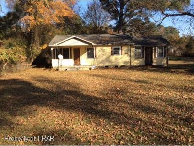 Fayetteville Single Family Home For Sale: 1757 Todd #4