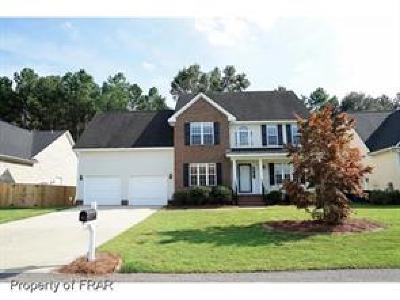 Fayetteville Single Family Home For Sale: 3617 Standard Drive #26