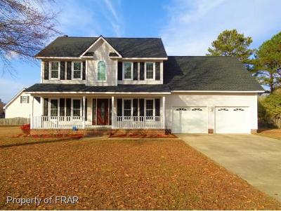 Fayetteville Single Family Home For Sale: 6741 Foxberry Road #267