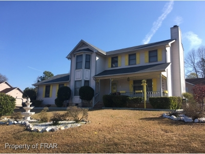 Fayetteville Single Family Home For Sale: 7367 Beaver Run Dr