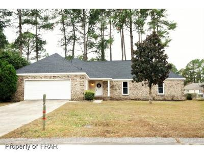 Fayetteville Single Family Home For Sale: 206 Addison St