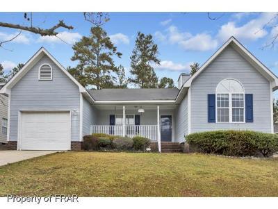 Fayetteville Single Family Home For Sale: 329 Abbottswood Dr #123