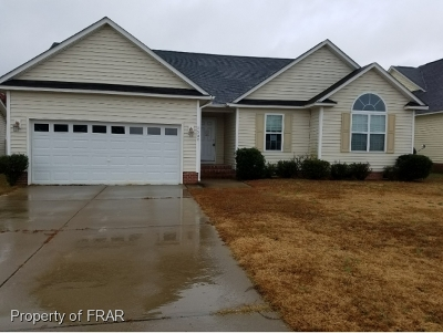 Fayetteville Single Family Home For Sale: 2309 Chasewater Rd