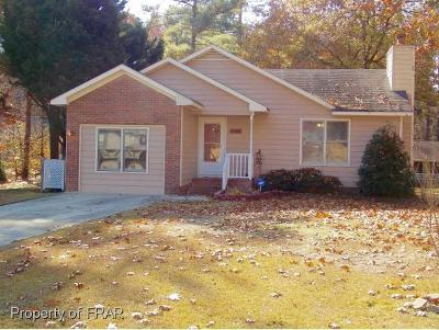 Fayetteville NC Single Family Home For Sale: $105,000