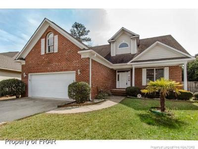 Fayetteville NC Single Family Home For Sale: $249,000