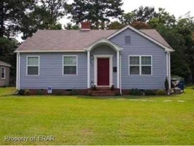 Fayetteville NC Rental For Rent: $1,275