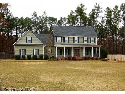 Raeford Single Family Home For Sale: 115 Withers Ln