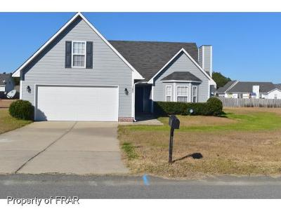 Raeford Single Family Home For Sale: 186 Americana Dr #61