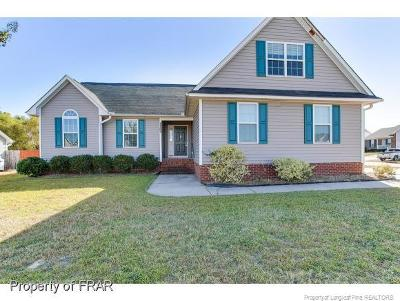 Fayetteville NC Single Family Home For Sale: $149,000
