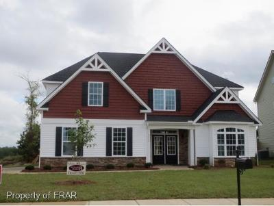 Fayetteville NC Single Family Home For Sale: $346,990