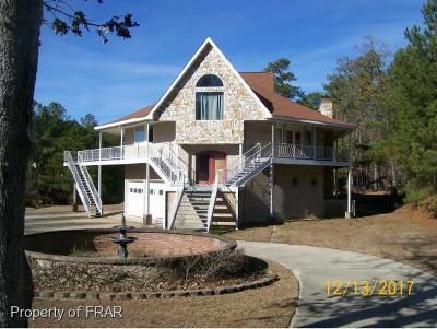 Carolina Lakes Single Family Home For Sale: 180 Cedar Lane #335