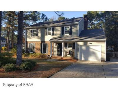 Fayetteville NC Single Family Home For Sale: $210,000
