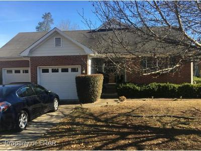 Fayetteville NC Single Family Home For Sale: $162,000