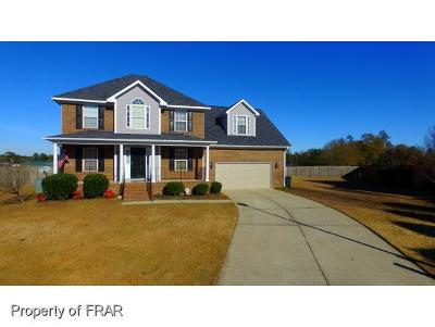 Fayetteville NC Single Family Home For Sale: $249,500