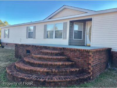 Sampson County Single Family Home For Sale: 1142 Mill Creek Church Road