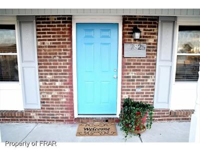 Fayetteville NC Single Family Home For Sale: $142,900