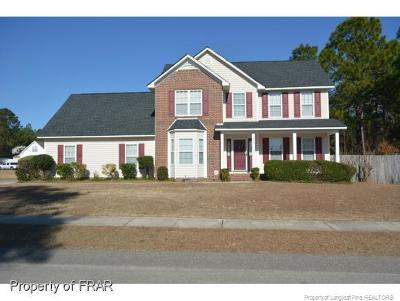 Raeford NC Single Family Home Sale Pending: $174,000